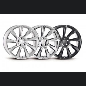 Mercedes Benz Custom Wheels - C-Class RS8 1-piece Light Alloy Wheels - by Lorinser