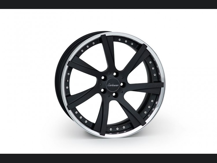 Mercedes Benz Custom Wheels - C-Class RSK8 2-piece Forged Light Alloy Wheels - by Lorinser