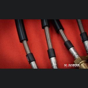 Alfa Romeo 4C Brake Lines - Stainless Steel Brake Line Kit - FHL Brakeline