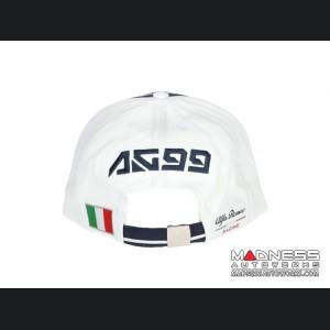 Alfa Romeo Cap - F1 Racing - Antonio Giovinazzi