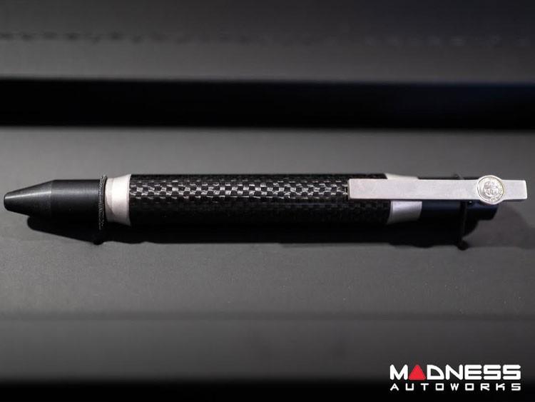 Pen - Alfa Romeo - Carbon Fiber