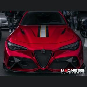 Alfa Romeo Giulia GTAm Style Front Fenders - Carbon Fiber