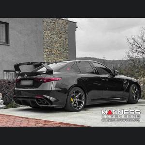 Alfa Romeo Giulia Trunk Spoiler - GTAm - Carbon Fiber