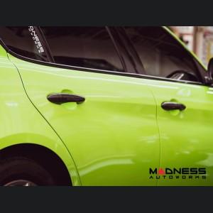 Alfa Romeo Giulia Exterior Door Handle Set - Carbon Fiber - Feroce