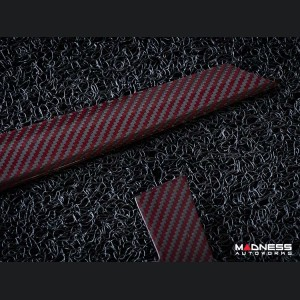 Alfa Romeo Giulia Complete Interior Trim Kit - Red Carbon Fiber