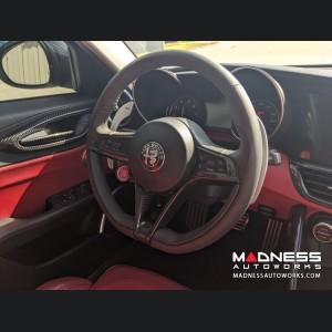 Alfa Romeo Giulia Start/ Stop Button - Genuine Part - Red