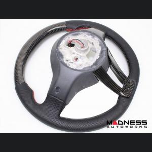 Alfa Romeo Giulia Steering Wheel - QV Model - Carbon Fiber w/ LED Functions