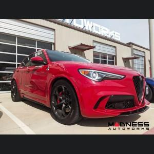 Alfa Romeo Stelvio Lowering Springs - 2.9L QV - Sport Plus by MADNESS