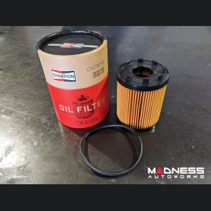 Jeep Renegade Oil Filter Cartridge - Champion - 1.4L Multi Air Turbo