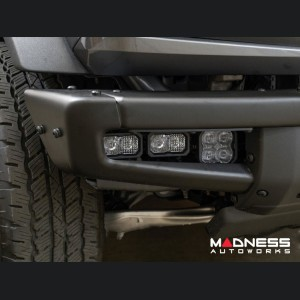 Ford Bronco LED Fog Light Kit - Pocket Stage Series - Max - Yellow