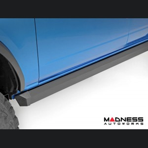 Ford Bronco Aluminum Running Boards - Rough Country