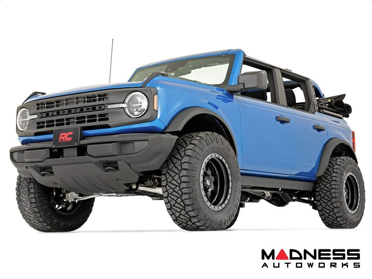 """Ford Bronco Lift Kit by Rough Country - 2"""""""