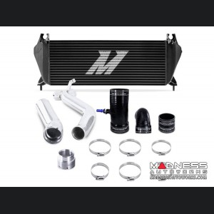 Ford Ranger 2.3L EcoBoost Performance Intercooler Kit by Mishimoto - Black - Polished Pipes
