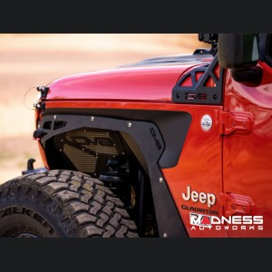 Jeep Gladiator Fender Flare Delete Kit - Front and Rear