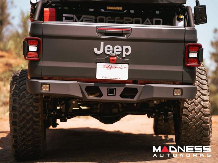 Jeep Gladiator Rear Bumper - Ultra-Slim High Clearance