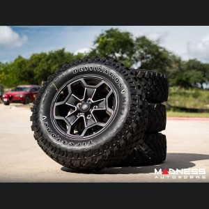 Jeep Gladiator Wheels And Tires - Take Offs