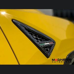 Lamborghini Urus - Fender Vent Cover - Carbon Fiber