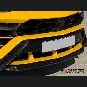 Lamborghini Urus - Front Splitter - Carbon Fiber - Extended