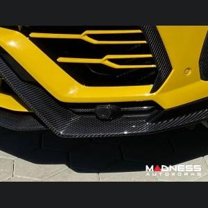 Lamborghini Urus - Front Lower Sensors Frame Cover - Carbon Fiber