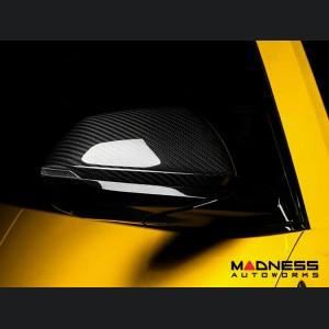 Lamborghini Urus - Mirror Covers - Carbon Fiber
