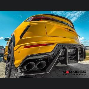 Lamborghini Urus - Rear Diffuser - Carbon Fiber