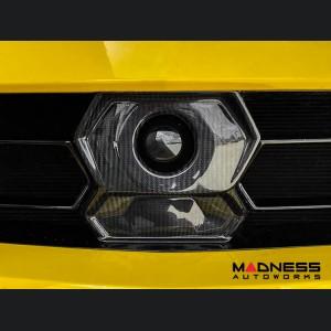 Lamborghini Urus - Front Sensor Frame Cover - Carbon Fiber