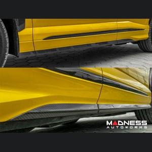 Lamborghini Urus - Side Skirts - Carbon Fiber