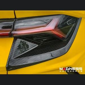 Lamborghini Urus - Tail Light Frame - Carbon Fiber