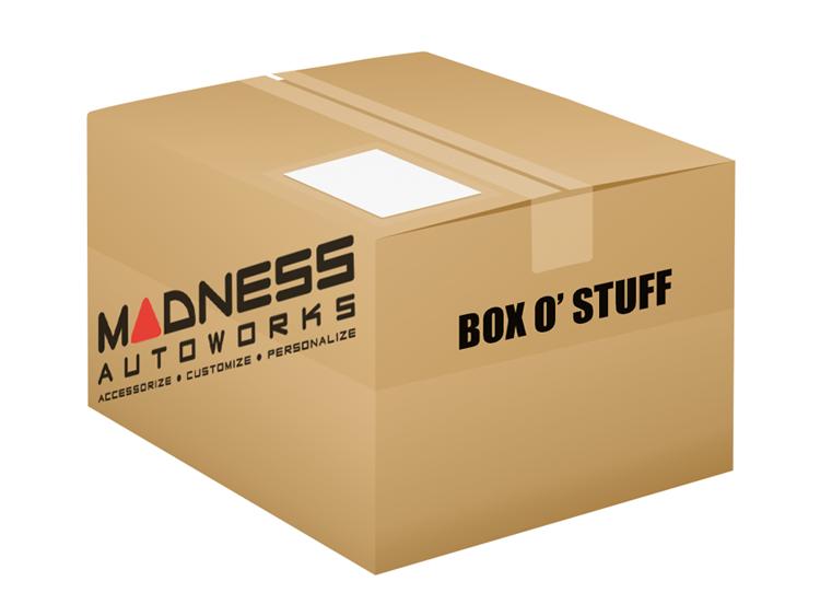 BOX O' STUFF - Jeep Renegade