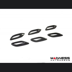 Maserati Levante Fender Vents Cover - Carbon Fiber