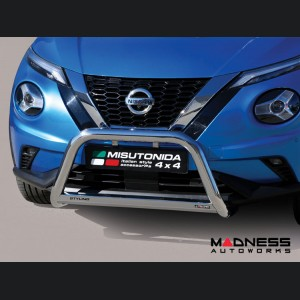 Nissan Juke Bumper Guard - Front - Medium Bumper Protector by Misutonida