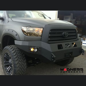 Toyota Tundra Front Bumper - Premium - Without Guard - Fab Fours - (2007-2013)