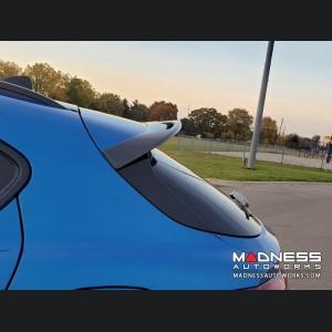 Alfa Romeo Stelvio Roof Spoiler - Carbon Fiber