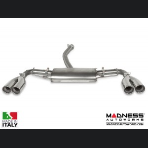 Jeep Renegade 2.4L MADNESS Power Pack - Stage 2 - Quad Exhaust Tips