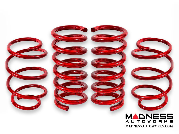 Jeep Renegade Lift Springs - 2""