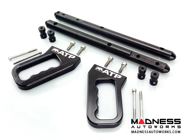 Jeep Wrangler JK Rear Grab Handles by ATP