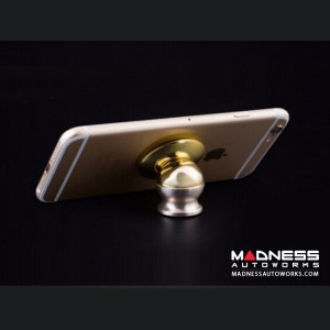 Universal Phone Mount by MADNESS - Gold