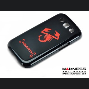 Phone Cover - ABARTH Scorpion Graphic - Samsung Galaxy 3