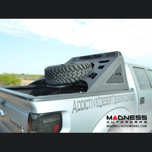 Ford Raptor and F-Series Stealth Fighter Chase Rack w/ Tire Carrier by Addictive Desert Designs