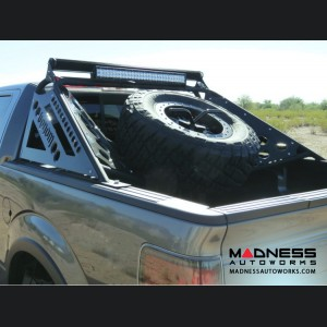 Ford Raptor and F-Series Venom Chase Rack w/ No Tire Carrier by Addictive Desert Designs