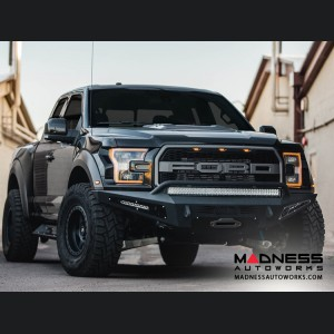 Ford Raptor Honey Badger Front Winch Bumper by Addictive Desert Designs - 2017