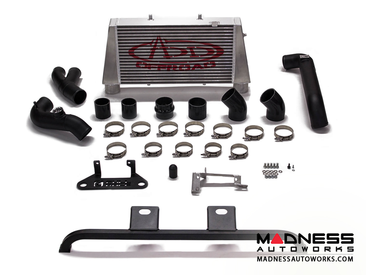 Ford Raptor Intercooler Relocation Kit by Addictive Desert Designs - 2017- For Winch Bumpers