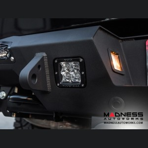 "Ford Raptor Honey Badger Rear Bumper by Addictive Desert Designs - 2017 - With Side Light Mounts 10"""