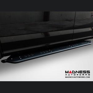 Ford F Series Rock Slider Side Steps by Addictive Desert Designs - Super Cab
