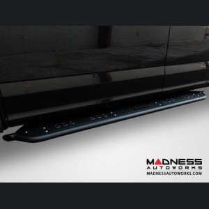 Ford F Series Rock Slider Side Steps by Addictive Desert Designs - Super Crew