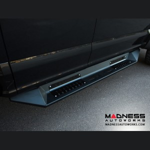 Ford F-Series Honey Badger Side Steps by Addictive Desert Designs - Super Crew