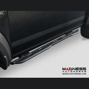 Ford F Series Venom Side Steps by Addictive Desert Designs - Super Crew