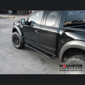 Ford F Series Venom Side Steps by Addictive Desert Designs - Super Cab