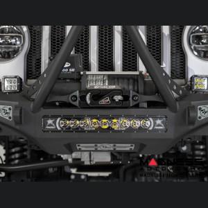 Jeep Wrangler JL Capture Fairlead - Black