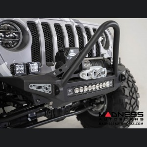 Jeep Wrangler JL Capture Fairlead - Raw